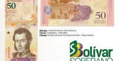 Bolívar Soberano: Nueva moneda de Venezuela con 5 ceros menos