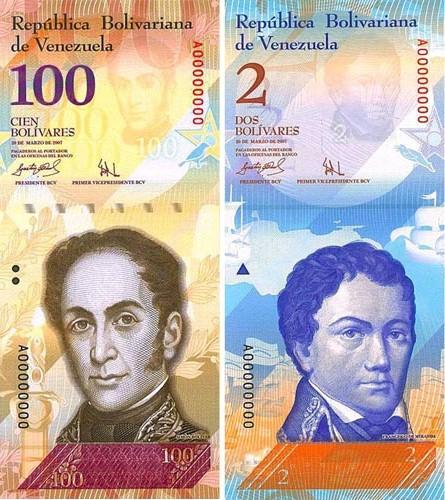 Devaluación del Bolívar Venezolano 2014